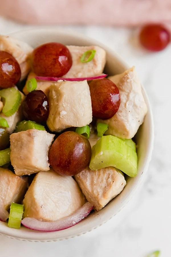 paleo chicken salad without mayo