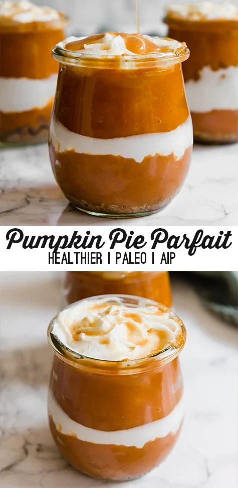 Pumpkin Pie Parfait