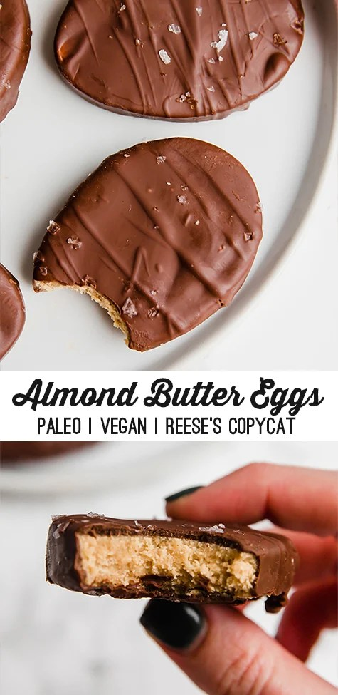 Almond Butter Eggs