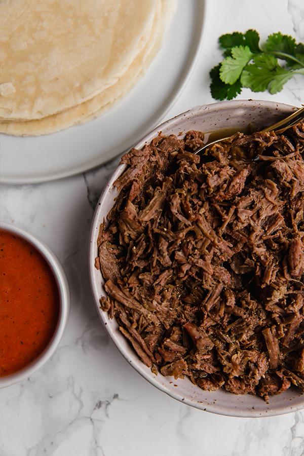 Beef Enchilada Ingredients