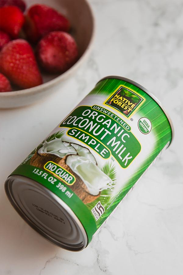 strawberry milkshake ingredients