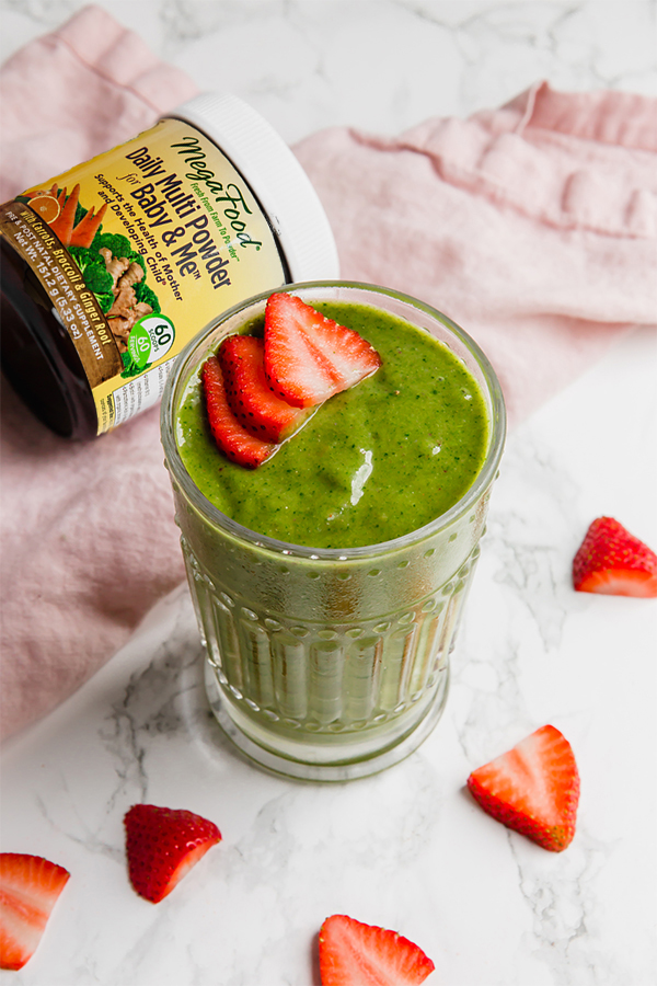 green mama smoothie