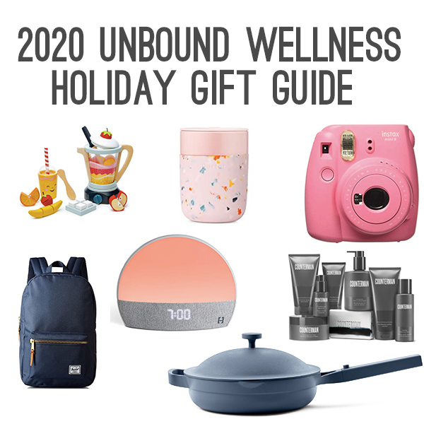2020 Unbound Wellness Holiday Gift Guide