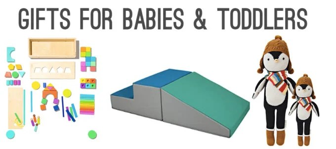 Gifts For Babies & Toddlers