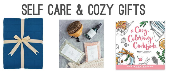 Self Care & Cozy Gifts
