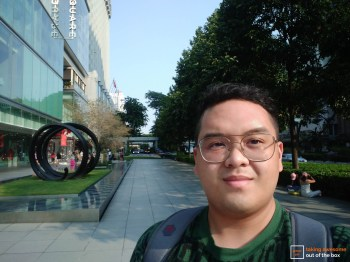 Unbox OPPO A5 2020 Photo Samples-3