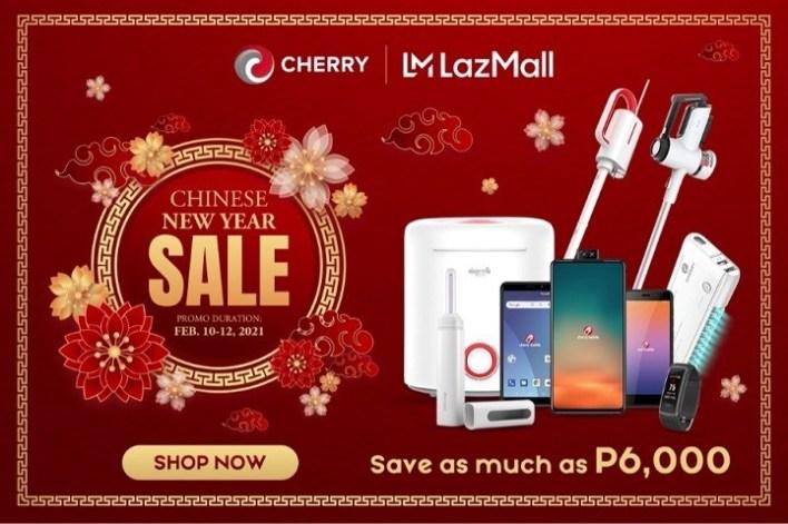 Cherry Chinese New Year Sale