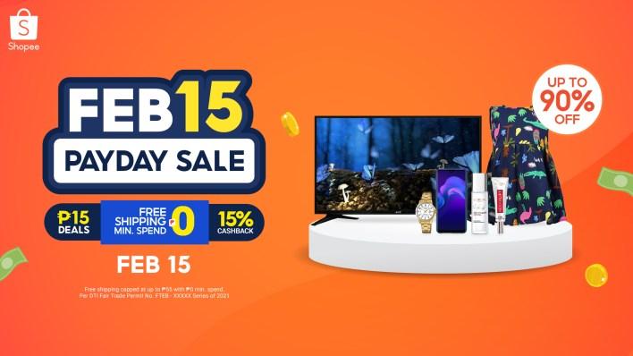 Shopee Payday Sale Tech Deals