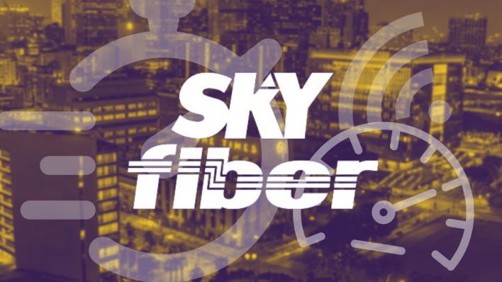 SKY Fiber Upgrades Speed