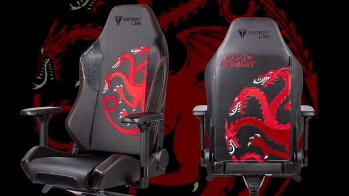 Secretlab Game of Thrones Chair
