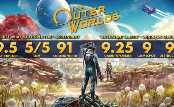 the outer worlds game