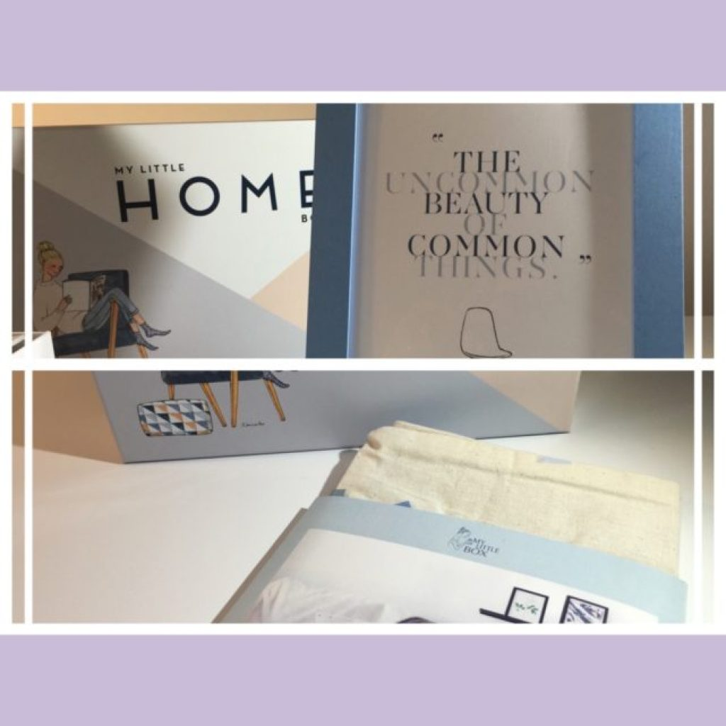 My Little Box Collage Home Produkte