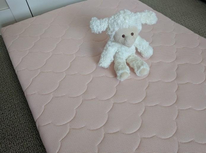 Newton baby mattress review