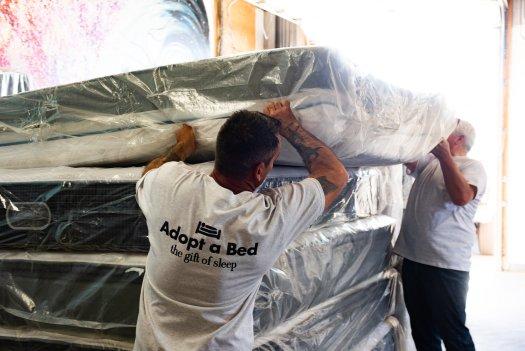 donate mattress in Utah