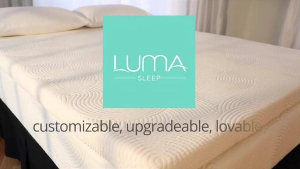 Luma Sleep Bed