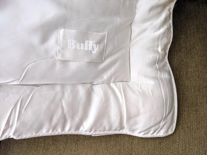 Buffy Cloud eucalyptus Comforter