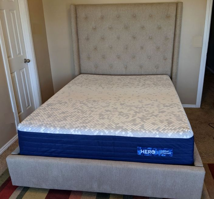 HeroBed Mattress Review