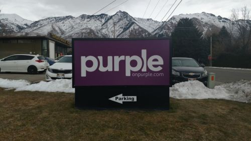 Purple mattress headquarters