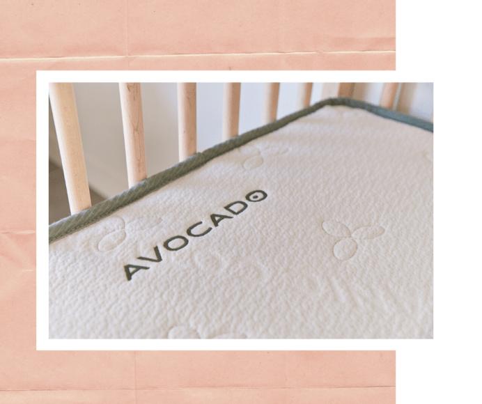 Nontoxic baby mattres