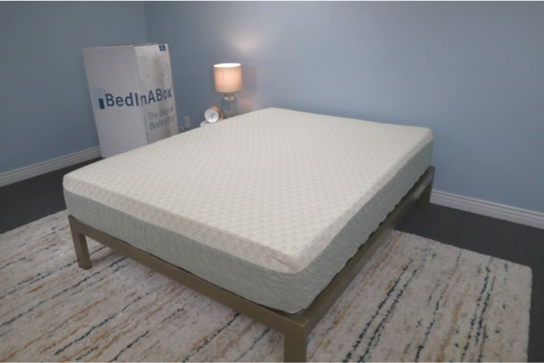 Eco-Lux bed in a box mattress