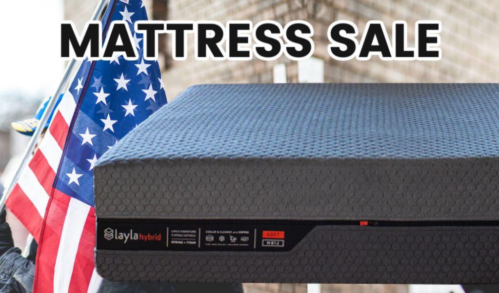 MLK mattress sales
