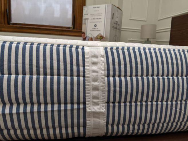 McKinney mattress handles