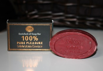 Sabon Enriched Oil Soap Bar Celebration Essence