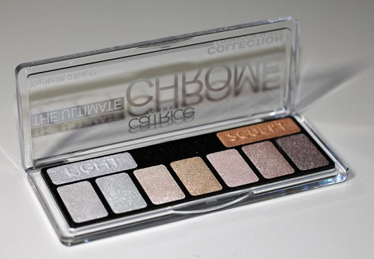 Catrice - The Ultimate Chrome Collection Palette