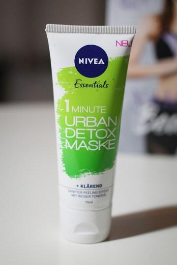 Nivea Urban Detox Maske
