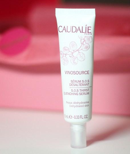 Caudalie Vinosource S.O.S. Thirst Quenching Serum, 10 ml
