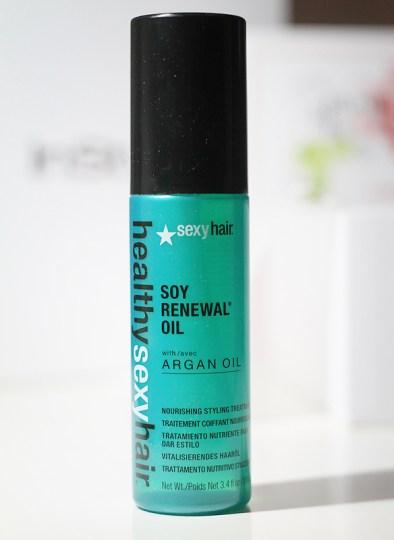 Sexy Hair - Healthy Soy Renewal Oil