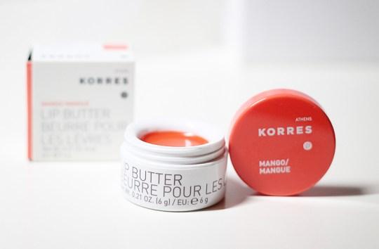 "Korres - Lip Butter ""Mango"""