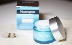 Aufgebraucht: Neutrogena Hydro Boost Sleeping Cream