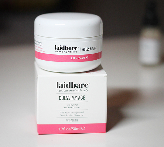Laidbare - Guess my Age Anti-ageing Creme
