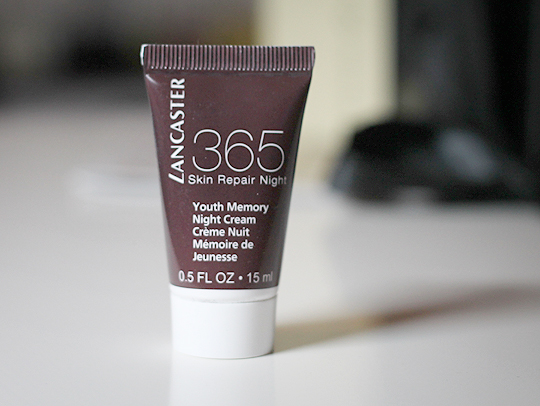 Lancaster - 365 Skin Repair Night Youth Memory Nachtcreme