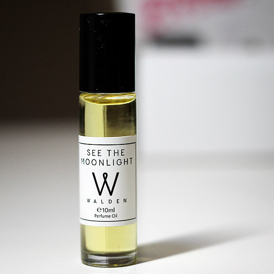Walden - See The Moonlight Parfum Öl Roll-On