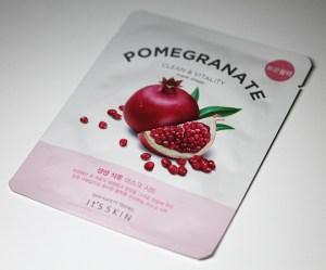 It's Skin Pomegranate Clean & Vitality