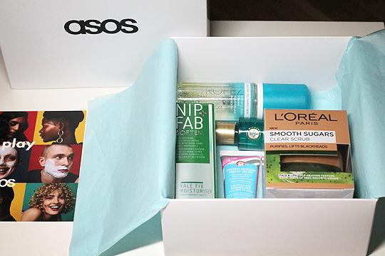 Die Asos Box Sommer 2018 - Summer Skin