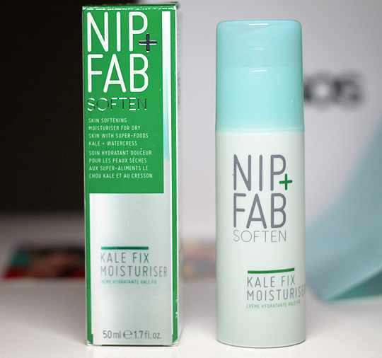NIP+FAB: Soften Kale Fix Moisturiser
