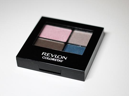 Revlon Colorstay 16 Hour Lidschatten-Quad