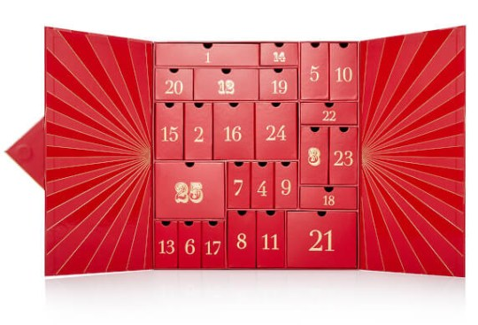 Lookfantastic Adventskalender 2018