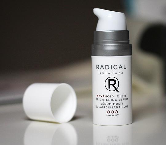 Radical Skincare Advanced Multi Brightening Serum