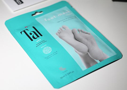 Tal Med Foot mask