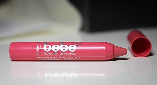 """Bebe Zauberstift Lippenpflege in Farbe """"Romantic Rose"""""""