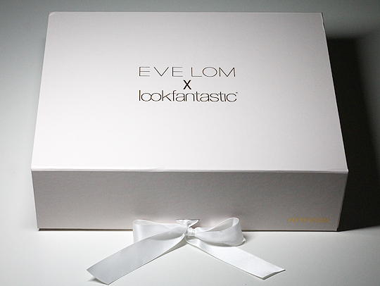 Limited Edition:  Eve Lom x Lookfantastic