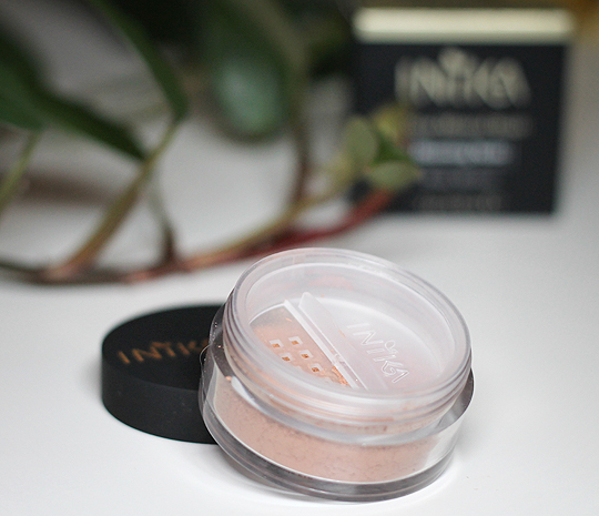 Inika: Mineral Blush in Blooming Nude