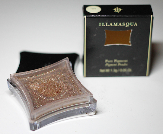 "Illamasqua Pure Pigments in ""Ore"""