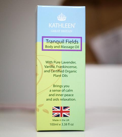 Kathleen - Tranquil Fields Körper- und Massageöl