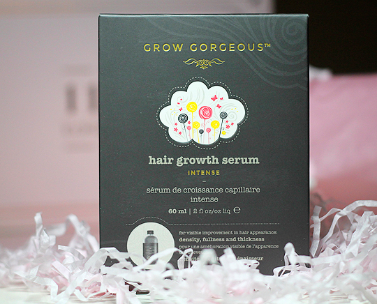 Grow Gorgeous - Hair Growth Serum Intense