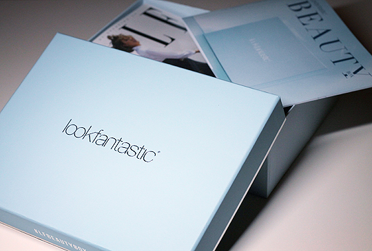Lookfantastic Box Januar 2019
